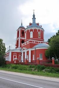 Вознесенский храм с. Рахманово